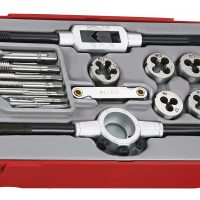 Tap and Die Sets: Tools for Quality Construction